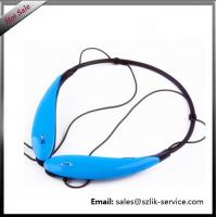 Buy cheap Sport Bluetooth Headphone/Headsets/Earphone Colorful Stereo HBS 800 sports neck band Hot sale 2016 HBS 800 wireless blue product