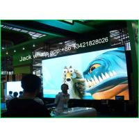 Buy cheap Super Light P6 Mini Led Display Advertising Transparent Video Wall CE / UL product