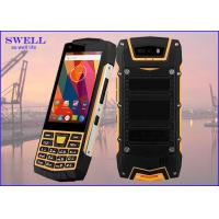 Buy cheap Dual Sim Rugged quad core SmartPhone outdoor cell phone with keyboard product