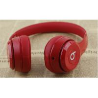 Buy cheap Beats by Dr. Dre Solo2 Solo 2.0 Headband Headphones Bluetooth Over Ear Sealed Box package - Red product
