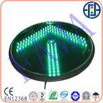 Buy cheap 400mm Green Arrow Traffic Light Module product