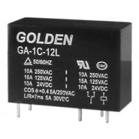 Buy cheap Black Home Appliance General Purpose Relay GA-1P/GA-2P JQX-14F 10A/16A product