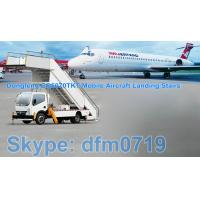 Buy cheap 150HP Dongfeng Electric EQ5070TKT Mobile Aircraft Landing Stairs product