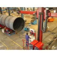 Buy cheap Lincoln Power Hydraulic Bending Machine Pipe Welding Manipulators for Tank Straight Seam Use product