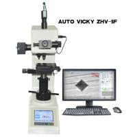 Buy cheap Easy Operation Vickers Hardness Measurement High Accuracy AutoVicky ZHV-5F product