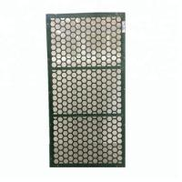 Buy cheap DFE shaker screens High Quality Vibrating Mesh for Solids Control and Rig Offshore Steel Frame Screens. product