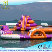 Buy cheap Hansel commercial inflatable kids water park sport game product