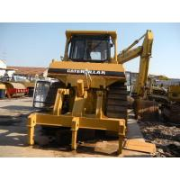 Buy cheap Ripper CAT D6H Used Caterpillar Bulldozer Used 8424 Hours / Used Heavy Construction Equipment product