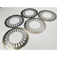 China Customized Stator Core Laminations High Precison Fabricated Stamping Mold on sale