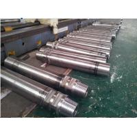 Buy cheap Forging Forged Steel Tungsten carbide hardfacing Welding Overlayed raise boring machine drill stabilizer/drilling pipe product