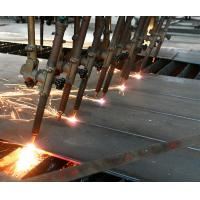 Buy cheap Customized Structural Steel Platform , Q345 Garde Pre Engineering Steel Building product