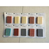 Buy cheap 200psi Tensile Strength Perforated Silicone Foam Sheet 10mm×0.9m×1.8m product