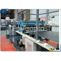 Quality Single Screw Plastic Sheet Making Machine For Producing PP Sheet / PP Plate for sale