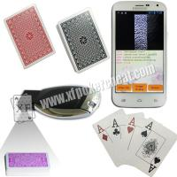 Buy cheap Royal Big Number Wide Size Side Barcode Marked Poker Cards For Poker Predictor product