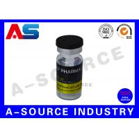 Buy cheap Waterproof Plastic Vials Labels Printing Of Testosterone Labeled Vials For Oils Bottles product