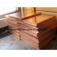 China Copper Sheets on sale