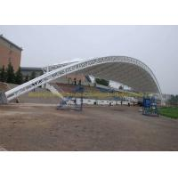 Buy cheap Customized Light Truss Steel Structure Steel Frame Roof Trusses For Sport Hall product