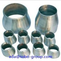 Buy cheap ASTM A403 / A403M WP321 ASME B16.9 Stainless Steel Concentric / Eccentric reducer product