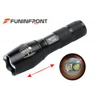 China 10W 395NM UV LED Flashlight with CREE T6 LEDs Adjustable Focus for Night Fishing on sale