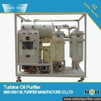 China Vacuum Turbine oil filterimg equipment, Oil Purifier, remove emulsified water and impurities, 600LPH-18000LPH on sale