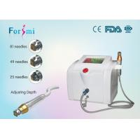 Buy cheap auto micro needle therapy system rf skin radiofrequency in cosmetic dermatology product