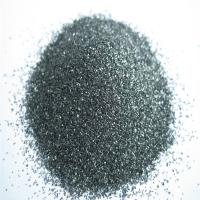 China Abrasive tools making green silicon carbide/carborundum/carbofrax grains for ultra-thin cutting piece on sale
