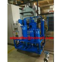 Buy cheap TY Used Steam Turbine Oil Regeneration Water Separator Filtration Purification Cleaning System Dehydration Centrifuge Pl product
