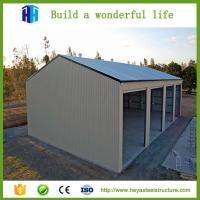 Buy cheap Galvanized steel fabrication garden shed China company suppliers product