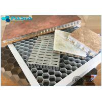 Buy cheap Non Perforated 5mm Side Length Aluminum Honeycomb Core Ceiling Composite Board product