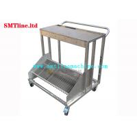 Buy cheap SMT Siemens Pick And Place Feeder Cart Stainless Steel Material With Power product