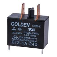 Buy cheap Protection 9V 12V 24V 48V Relay , 2 Pin 25A High Power Latching Power Relay product