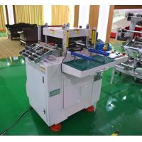 Buy cheap Fully Automatic Hot Foil Stamping Machine Rotary Die Cutting Equipment product