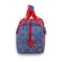 Buy cheap Extra Large Insulated Cooler Bags Flower Printed Waterproof Aluminum Foil Inner product
