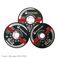 """Buy cheap 4.5 inch stainless steel cutting disc 4-1/2 Inch x .045"""" x 7/8"""" from wholesalers"""