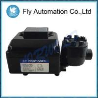 Buy cheap Electro-Pneumatic Positioner YT-1000L used for operation of pnuematic linear from wholesalers