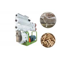 Buy cheap 5t/H Animal Feed Pellet Machine 2mm-12mm Pellet Size With Security Separator product