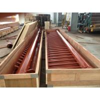Buy cheap Compact Structure CFB Boiler Header With Large Diameter Welded Pipe product