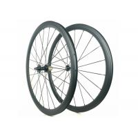 Buy cheap R33 Light Weight  Carbon Road Bicycle Wheels 38MM Clincher Toray 700 Cycling product