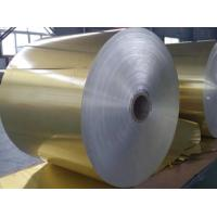 Buy cheap Hydrophilic Coating Aluminium Foil Roll Width 100mm-1600mm For Air Conditioner product