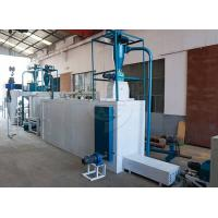 Buy cheap 1 Ton/Hr Floating Fish Feed Production Line With Compact Structure product