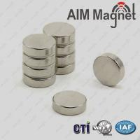 Buy cheap China Supplier D4*3mm Cylinder Neodymium Magnet product