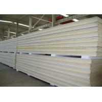 Buy cheap Seismic Resistance Insulated Steel Panels Cold Room / Cold Storage product