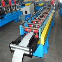 Buy cheap Wall Angle Cold Roll Forming Equipment PLC Control 380v 3 Phase 50hz product