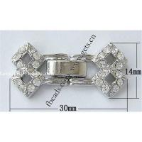 Buy cheap Watch band clasp  platina plated+01 product