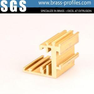Decorative Brass Profiles Extruded Manufacturer C38000