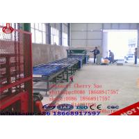 Buy cheap Lightweight Eps Cement Wall Panel Making Machine Full Automatic Demouling Type from wholesalers