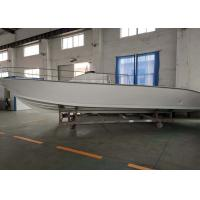 Buy cheap High Strength Fiberglass Boat Parts Vacuum Priming And Vacuum Absorption product