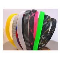 China High - Density Braided Cable Sleeving UL RoHS Standard For Automatic Equipment on sale