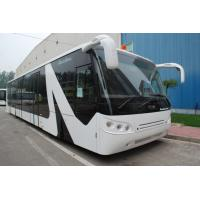 Buy cheap Durable Airport Passenger Bus Xinfa Airport Equipment With Adjustable Seats product