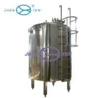 China Sanitary Stainless Steel Insulated Water Tank Easy Cleaning For Purified Water Storage on sale